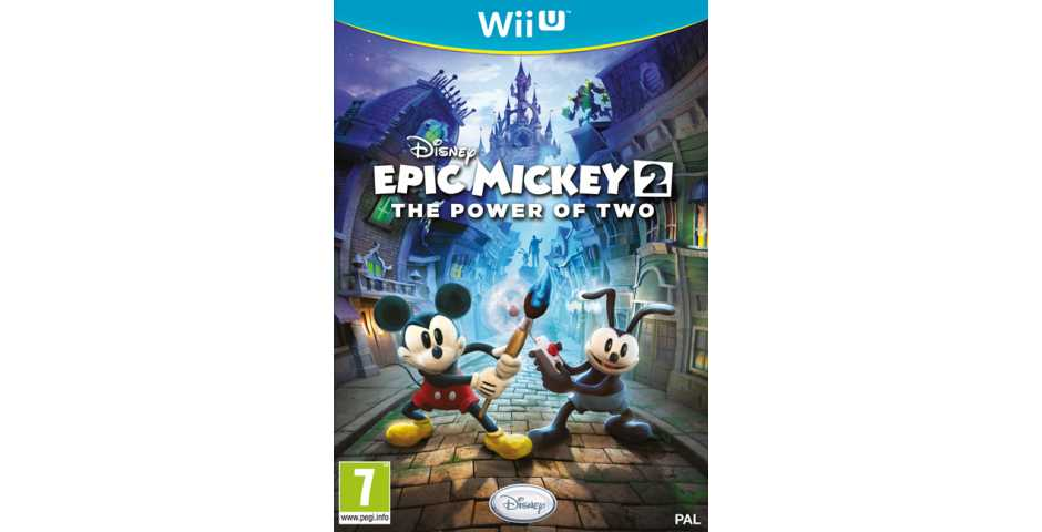 Disney Epic Mickey 2: The Power of Two [WiiU]
