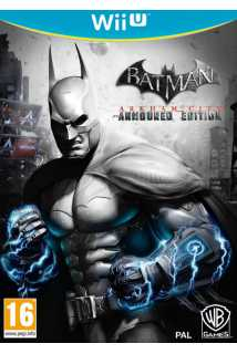 Batman: Arkham City - Armored Edition [WiiU]