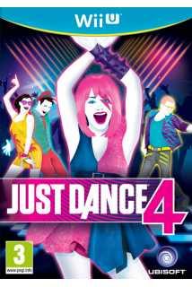 Just Dance 4 [WiiU]