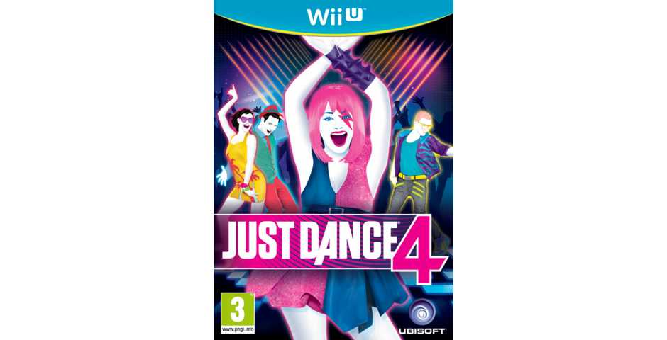Just Dance 4 [WiiU]
