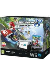 Nintendo Wii U 32GB Mario Kart 8 Premium Pack - Special Edition