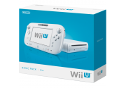 Nintendo Wii U 8GB Basic Pack White