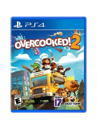 Overcooked! 2 [PS4]