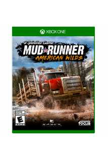 Spintires: MudRunner American Wilds [Xbox One, русская версия]