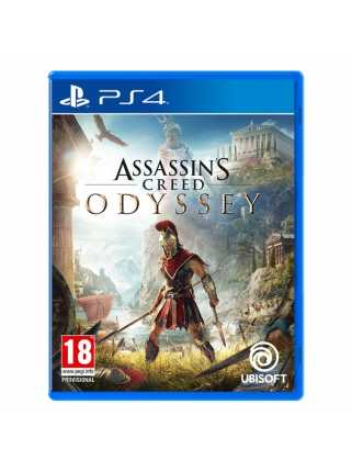Assassin's Creed: Одиссея [Odyssey] [PS4]