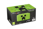 NEW Nintendo 2DS XL Creeper Edition + Minecraft