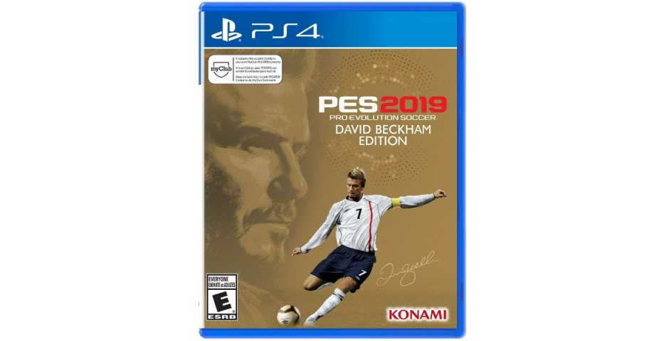 Pro Evolution Soccer 2019 David Beckham Edition [PS4]
