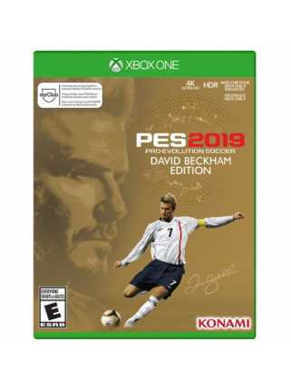 Pro Evolution Soccer 2019 David Beckham Edition [XBOX ONE]