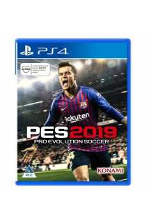 Pro Evolution Soccer 2019 [PS4]