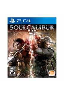 SoulCalibur VI [PS4]