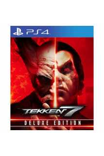 Tekken 7 Deluxe Edition [PS4, русская версия]