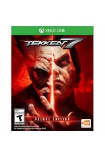 Tekken 7 Deluxe Edition [XBOX ONE, русская версия]