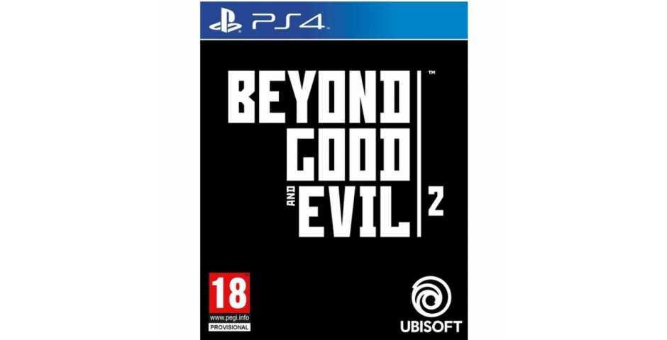Beyond Good & Evil 2 [PS4, русская версия]