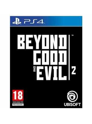 Beyond Good & Evil 2 [PS4, русская версия] Предзаказ