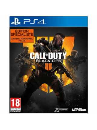 Call of Duty: Black Ops 4. Specialist Edition [PS4]