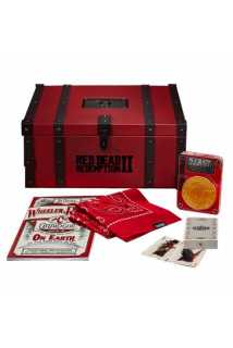 Red Dead Redemption 2 Collector's Box [Без игрового диска]