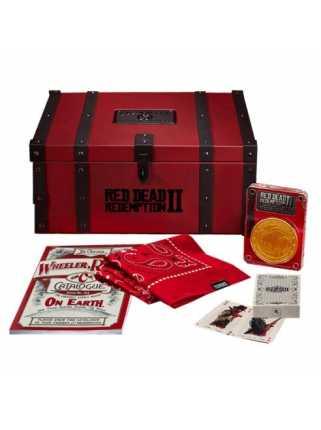 Red Dead Redemption 2. Collector's Box [Без игрового диска] Предзаказ