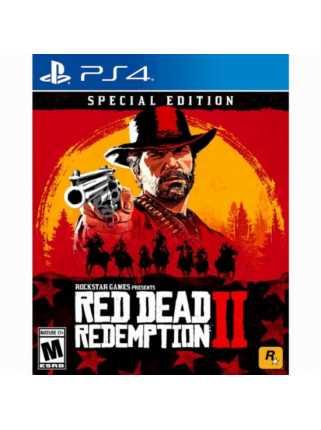 Red Dead Redemption 2. Special Edition [PS4, русские субтитры] Предзаказ
