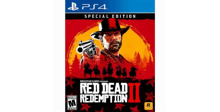 Red Dead Redemption 2. Special Edition [PS4, русские субтитры]