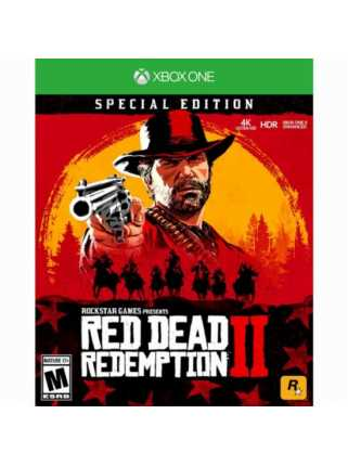 Red Dead Redemption 2. Special Edition [XBOX ONE, русские субтитры]
