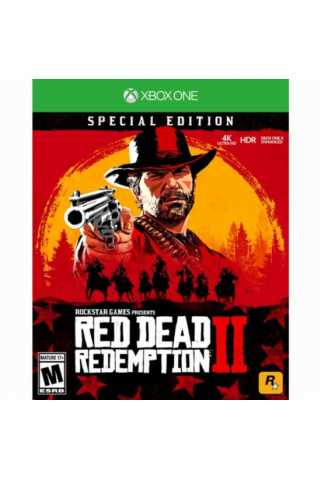 Red Dead Redemption 2. Special Edition [XBOX ONE, русские субтитры] Предзаказ