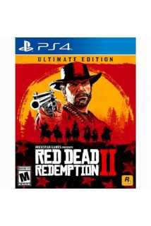 Red Dead Redemption 2. Ultimate Edition [PS4, русские субтитры] Предзаказ