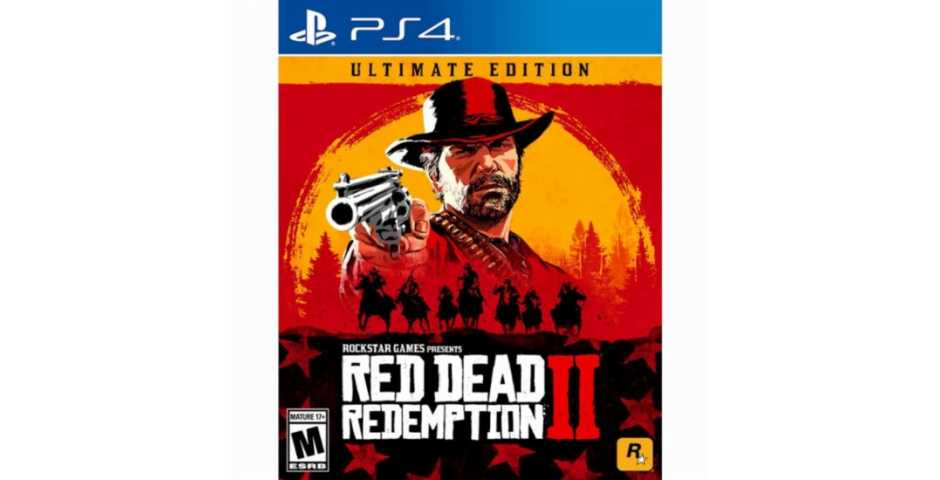 Red Dead Redemption 2. Ultimate Edition [PS4, русские субтитры]