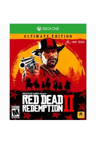 Red Dead Redemption 2. Ultimate Edition [XBOX ONE, русские субтитры] Предзаказ