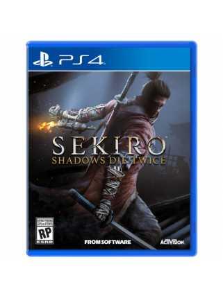 Sekiro: Shadows Die Twice [PS4]