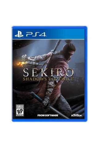 Sekiro: Shadows Die Twice [PS4] Предзаказ