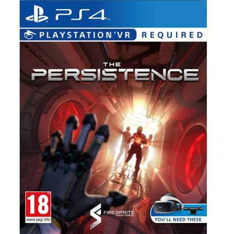 The Persistence (только для VR) [PS4, русская версия]