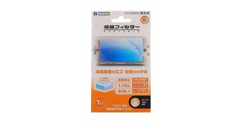 Пленка на экран PSP 3000/2000/1000