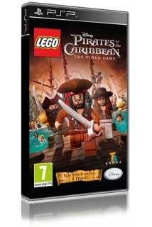LEGO Pirates of the Caribbean [PSP]
