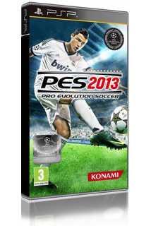 PES 2013 ( Pro Evolution Soccer 2013 ) [PSP]
