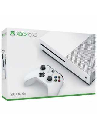 Xbox One S 500GB (White)