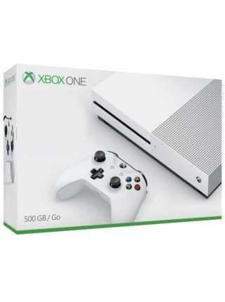 Xbox One S 500GB (White)