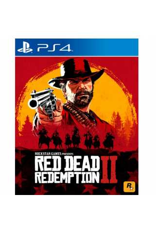 Red Dead Redemption 2 [PS4]