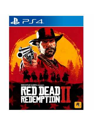 Red Dead Redemption 2 [PS4] Trade-in | Б/У