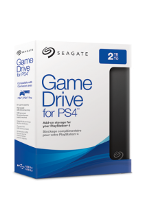 Жесткий диск Seagate Game Drive for PS4 2TB