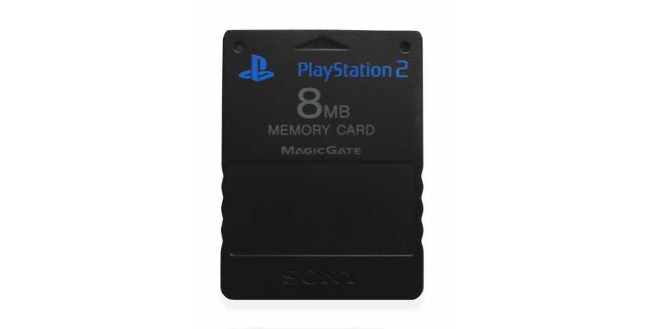 Карта памяти Memory Card 8Mb
