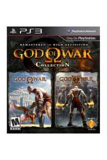 God of War: Collection [PS3]