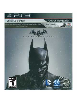 Batman: Arkham Origins [PS3] Trade-in | Б/У