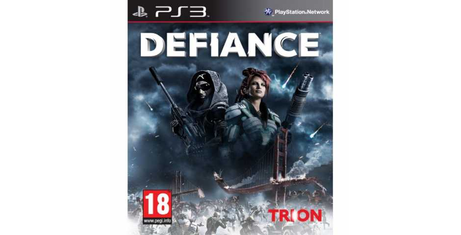 Defiance (USED) [PS3]