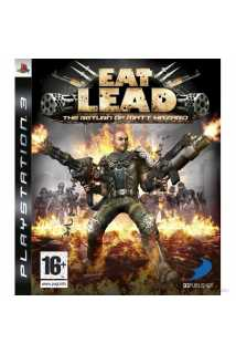 Eat Lead: The Return of Matt Hazard (USED) [PS3]