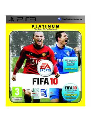 FIFA 10 Patinum (USED) [PS3]