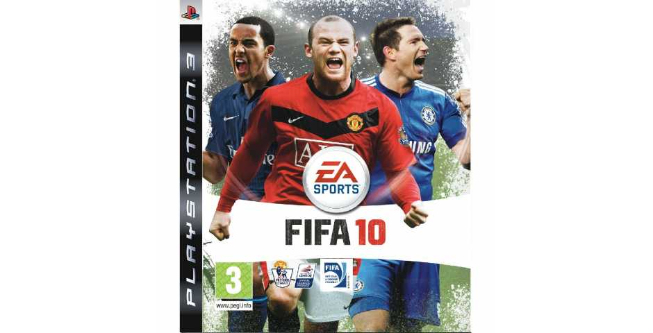 FIFA 10 (USED) [PS3]