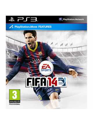 FIFA 14 (USED)[PS3]