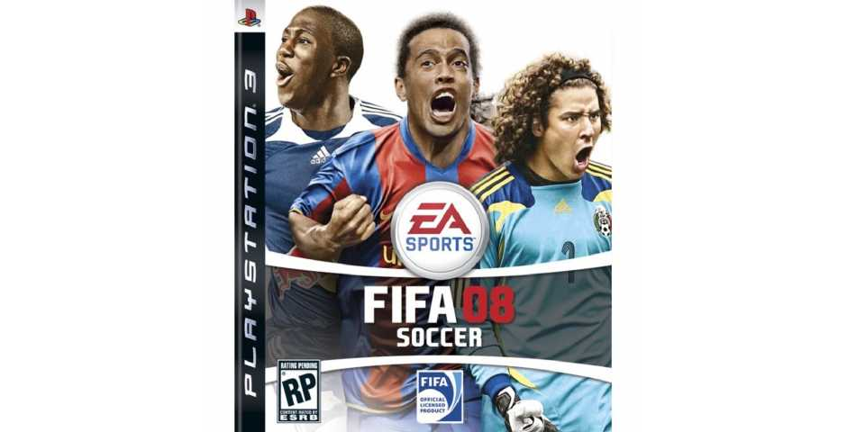 FIFA 08 (USED) [PS3]