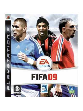 FIFA 09 (USED) [PS3]