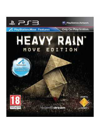 Heavy Rain Move Edition (USED) [PS3]